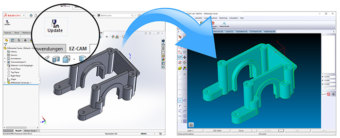 CAD Integration - New SOLIDWORKS ADD-IN